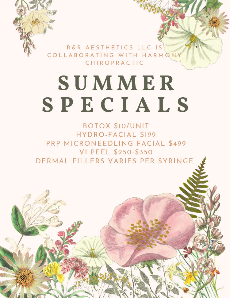 Chiropractic Roswell GA Aesthetic Special Offer